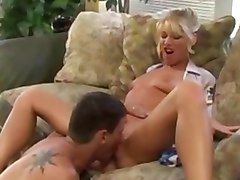 Uniform Babe Katie Morgan