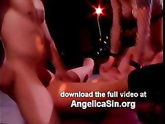 Angelica Sin Threesome Under the Lights