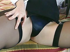 FFMM stockings Bambola e Lora Croft from 48 ORE (2007)