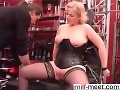 pussy from milf-meet.com - my sexy piercings pierced mature slave n