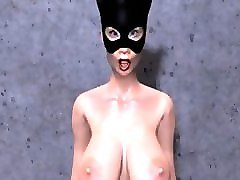 catwoman (romanian porno 3d cg cartoon )
