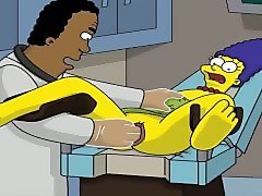 cartoon porn simpsons porn mom visit urologe