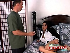 angelica sin the always horny milf