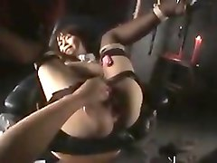 helpless babe with marvelous tits and ass loves to get bang
